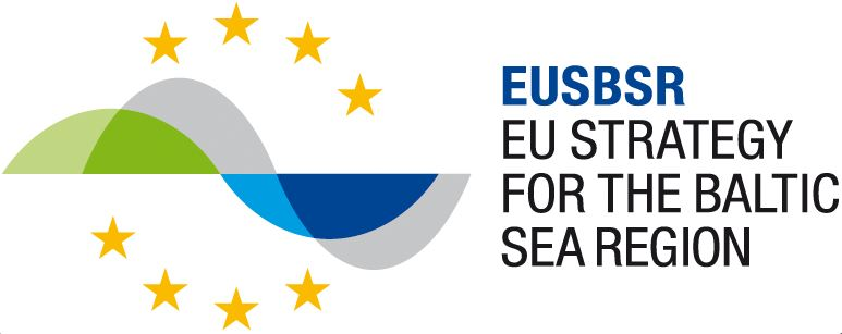 logo strategii UE dla Regionu Morza Bałtyckiego