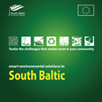 Tackle the challenges that matter most in your community. Smart environmental solutions in South Baltic